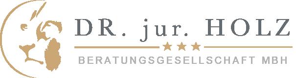 Logo - Dr. jur. Holz Beratungsgesellschaft mbH